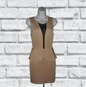 RUE21 TAN DRESS